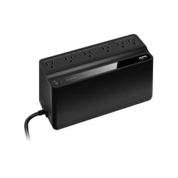 APC Back-UPS BN450M Battery Backup, 6 Outlet, 450VA/255W
