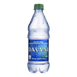 Dasani Water, 20 Oz. Bottle