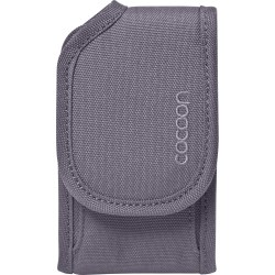 "Cocoon CCPC40GY Carrying Case (Pouch) Apple iPhone Smartphone - Gunmetal Gray - Nylon - 4.9"" Height x 2.9"" Width x 1.3"" Depth"