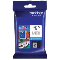 Brother Innobella LC3017C High-Yield Cyan Ink Cartridge