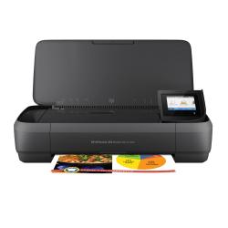 HP OfficeJet 250 Wireless InkJet All-In-One Color Printer