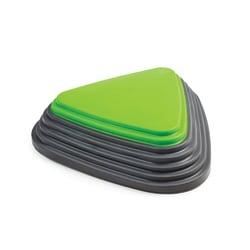 GONGE Bouncing River Stone Balancing Toy, Green