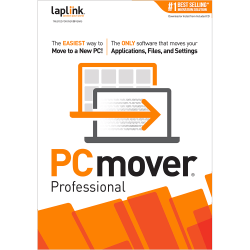 Laplink® PCmover Professional 11, 2-Users