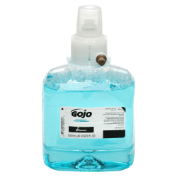 GOJO® LTX Foam Hand Wash Soap, Pomeberry Scent, 40 Oz Bottle