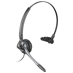 Plantronics Headset Replacement for CT-14 - Mono - Sub-mini phone - Wired - Over-the-head - Binaural - Semi-open