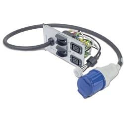 APC - Symmetra RM 230V AC Power Backplate - 2 x IEC 60320 C19