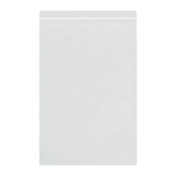 """Office Depot® Brand Reclosable 4-mil Poly Bags, 9"""" x 14"""", Clear, Case Of 1,000"""