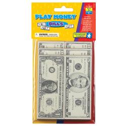 """Educational Insights® Play Money Bills, 4 1/2"""" x 2"""", Pre-K - Grade 5, Set Of 300"""