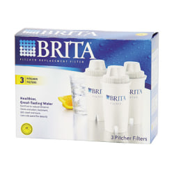 Brita Clorox Filter Value Pack For Brita Pitchers And Dispensers