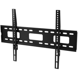 """SIIG Low Profile Universal TV Mount - 32"""" to 65"""" - 1 Display(s) Supported - 32"""" to 65"""" Screen Support - 110 lb Load Capacity"""