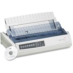 OKI® Microline® 321 Turbo Dot Matrix Monochrome Printer