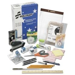 SKILCRAFT® Employee Startup Kit (AbilityOne 7520-01-493-6006)