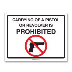 """ComplyRight™ State Weapons Law Poster, English, Mississippi, 8 1/2"""" x 11"""""""