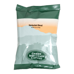 Green Mountain Coffee® Ground Coffee, Nantucket Blend®, Carton Of 50 Bags
