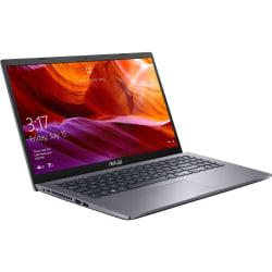 "Asus X509FA-DB51 15.6"" Notebook - 1920 x 1080 - Core i5 i5-8265U - 8 GB RAM - 256 GB SSD - Slate Gray - Windows 10 64-bit - Intel UHD Graphics - Intel Optane Memory Ready - Bluetooth"