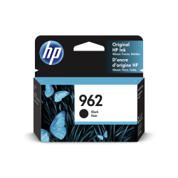 HP 962 Original Ink Cartridge, Black (3HZ99AN)