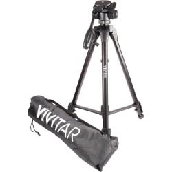 """Vivitar VIV-VPT-3662 Floor Standing Tripod - 62"""" Height"""