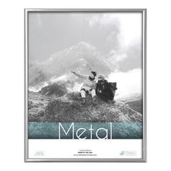 "Timeless Frames Metal Photo/Document Frame, 11"" x 17"", Silver"