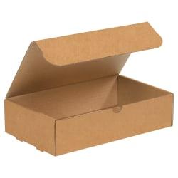 "Office Depot® Brand Literature Mailers, 17 1/4"" x 11 1/4"" x 4"", Kraft, Pack Of 25"