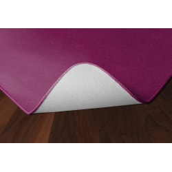Flagship Carpets Americolors Rug, Square, 12' x 12', Cranberry