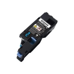 Dell - Cyan - original - toner cartridge - for Dell 1250c, 1350c, 1350cnw, 1355cn, 1355cnw, C1760nw, C1765nf, C1765nfw