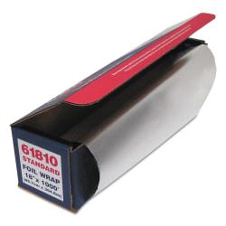 """GEN Standard Aluminum Foil Roll, 18"""" x 1000'"""