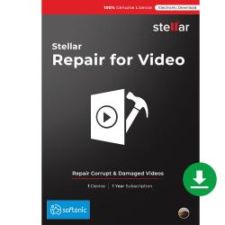 Stellar Repair For Video, For Mac®