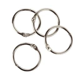 "Office Depot® Brand Loose-Leaf Rings, 1"", Pack Of 12"