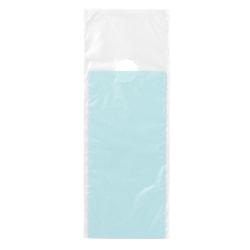 """Doorknob Poly Bags, 5 1/2"""" x 15"""", Box Of 100"""