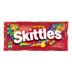 Skittles® Original Fruit Candy, 2.17 Oz. Bag