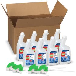 Comet Cleaner with Bleach - Spray - 32 fl oz (1 quart) - Bottle - 8 / Carton