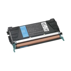 Lexmark™ C5222CS Cyan Toner Cartridge