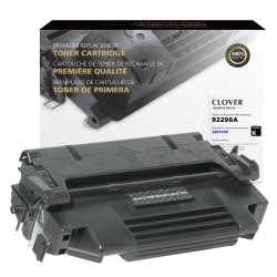 Clover Imaging Group™ 98A Remanufactured Black Toner Cartridge Replacement For HP 98A
