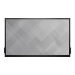 """Dell C7017T 70"""" LCD Touchscreen Monitor - 16:9 - 6 ms - 70"""" Class - Infrared - Multi-touch Screen - 1920 x 1080 - Full HD - 1.07 Billion Colors - 4,000:1 - 350 Nit - LED Backlight - Speakers - HDMI - USB - VGA - Black - RoHS, CECP - 3 Year"""