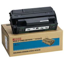 Ricoh® 400759 High-Yield Black Toner Cartridge