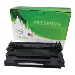 IPW Preserve 845-58H-ODP (HP 58A / CF258A) Extended-High-Yield Black Toner Cartridge