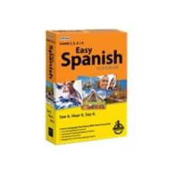Individual Software® Inc. Easy Spanish Platinum, Disc