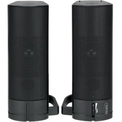 Digital Innovations AcoustiX 4330200 2.0 Sound Bar Speaker - 3 W RMS - Black - 200 Hz to 15 kHz - USB