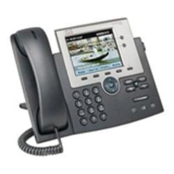 Cisco 7945G Unified IP Phone - 2 x RJ-45 10/100/1000Base-T PoE, 1 x