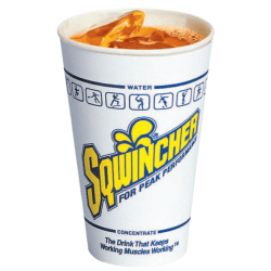 Sqwincher Paper Cups, 12 Oz, Case Of 2,000