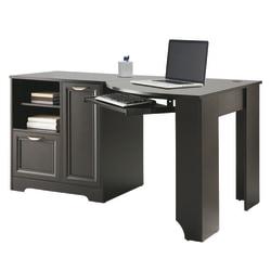 "Realspace® Magellan 60""W Corner Desk, Espresso"