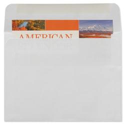 Desk Calendar Envelope