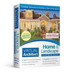 HGTV® Home & Landscape Platinum Suite 3.0, Disc