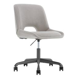 Elle Decor Laissy Low-Back Task Chair