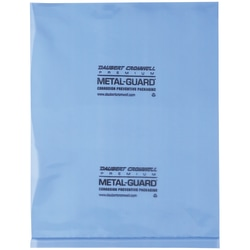 "Office Depot® Brand VCI Flat 4-mil Poly Bags, 12"" x 18"", Blue, Case Of 250"