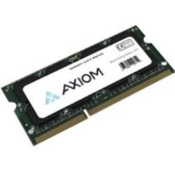 Axiom 8GB DDR3L-1600 Low Voltage SODIMM for Dell - A7022339 - 8 GB (1 x 8 GB) - DDR3 SDRAM - 1600 MHz DDR3-1600/PC3-12800 - 1.35 V - SoDIMM