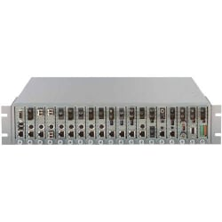 Omnitron Systems iConverter 8200-2-W 19-Module Chassis