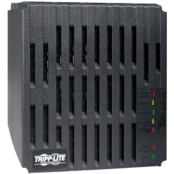 """Tripp Lite 1200W Line Conditioner w/ AVR / Surge Protection 120V 10A 60Hz 4 Outlet 7ft Cord Power Conditioner - Surge, EMI / RFI, Over Voltage, Brownout protection - NEMA 5-15R - 110 V AC Input - 1.20 kVA - 1.20 kW"""""""