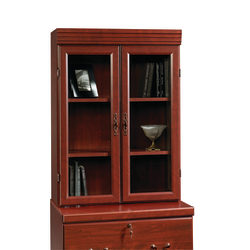 Sauder® Heritage Hill Lateral File Hutch, Classic Cherry