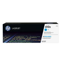HP LaserJet 410X High-Yield Cyan Toner Cartridge